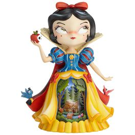 The World of Miss Mindy Snow White Light-Up Figurine, , large