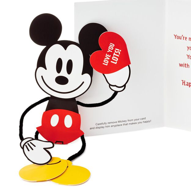 mickey mouse hugger valentines day - Mickey Mouse Valentines