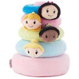 itty bittys® Disney Princess Baby Stuffed Animal Stacker, , large