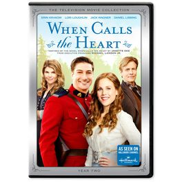 When Calls the Heart Hallmark Channel Series Season Two Complete Collection DVD Set, , large