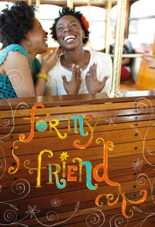 Smiling Friends Mother's Day Card,