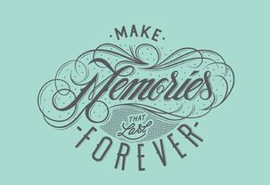 Raul Alejandro Make Memories Birthday Card