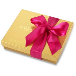 Godiva Assorted Chocolates in Gold Spring Gift Box, 19 Pieces, , large