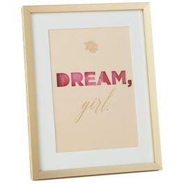 Dream, Girl Framed Print, , large