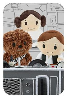 Star Wars™ itty bittys® Greetings Just Because Card,