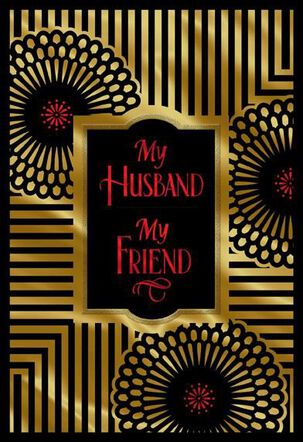 Married to My Best Friend Husband Valentine's Day Card
