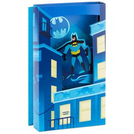 Duty Calls BATMAN™ Musical Father's Day Card With Light, , large