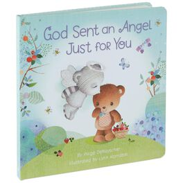 God Sent an Angel Just for You Board Book, , large