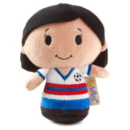 itty bittys® Soccer Girl LIMITED EDITION Stuffed Animal, , large