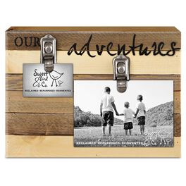 Our Adventures Clip Picture Frame, , large