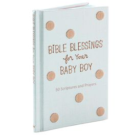 Bible Blessings for Your Baby Boy, , large