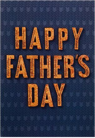Celebrating You Father's Day Card