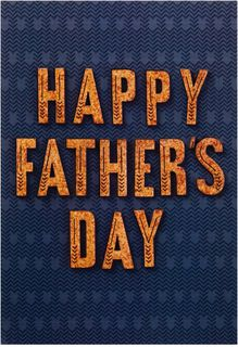 Celebrating You Father's Day Card,