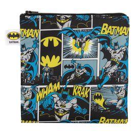 BATMAN™ Large Reusable Snack Bag by Bumkins, , large