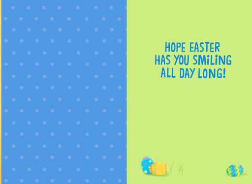 Hoppy Day Easter Card,