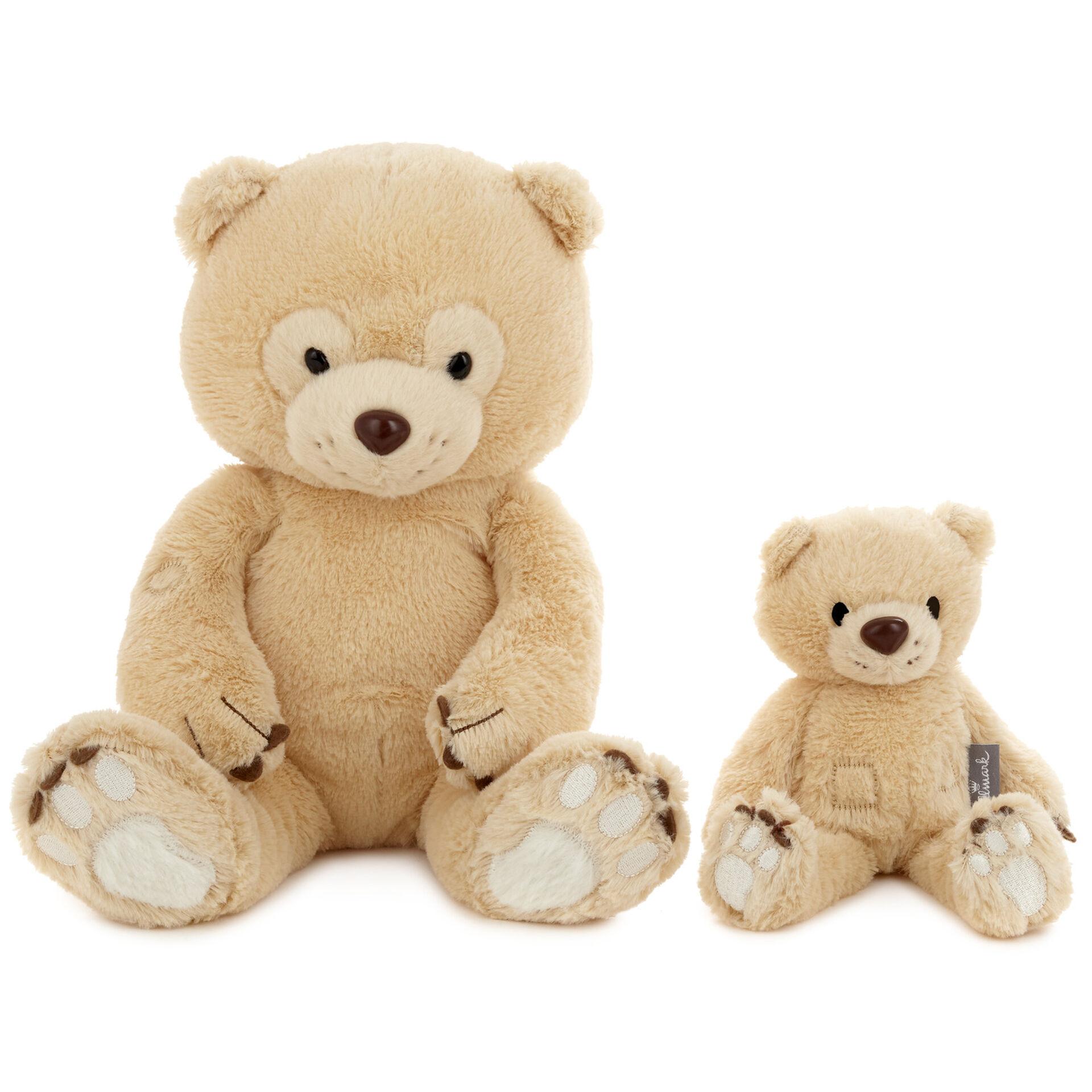 Big Bear And Little Bear Stuffed Animals 10 Classic Stuffed Animals Hallmark