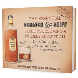 The Essential Scratch and Sniff Whiskey Guide Gift Book, , large