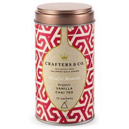 Vanilla Chai Tea Sachets Tin, , large