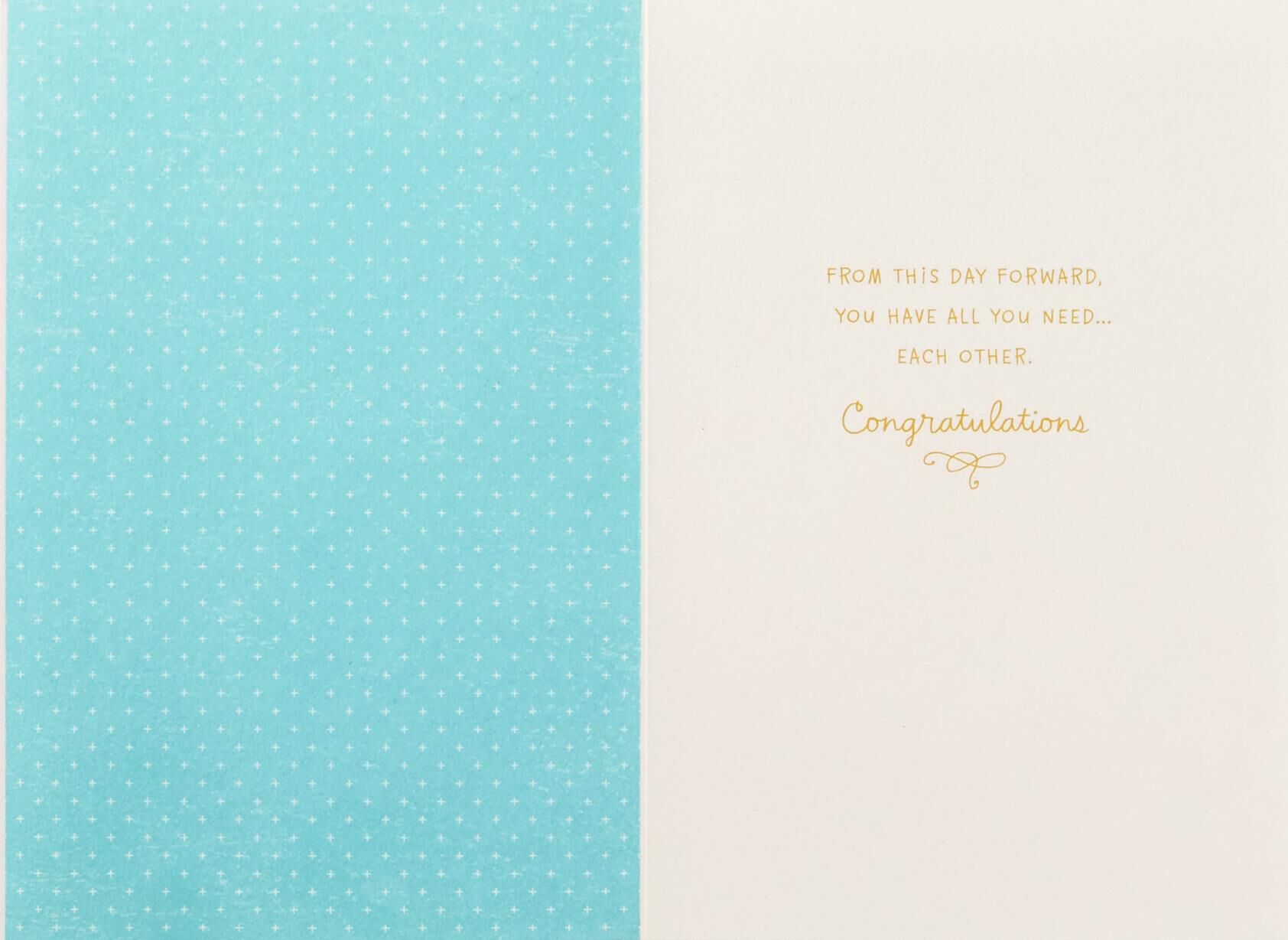 High Quality Mr. And Mrs. Wedding Card