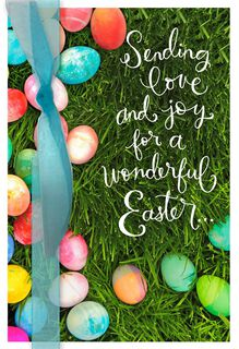 You Are a Blessing Easter Card,