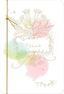 Mother's Day Card for Nana,