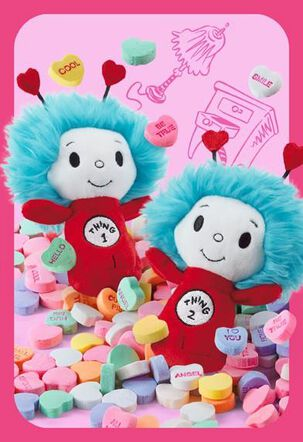 Dr. Seuss™ itty bittys® Greetings Valentine Card