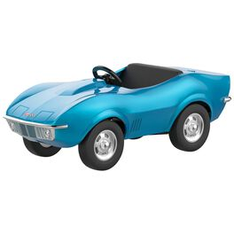 1968 Chevrolet® Corvette® Stingray™ Kiddie Car Classics Collectible Toy Car, , large