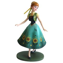 Disney Showcase Anna of Frozen Figurine, , large