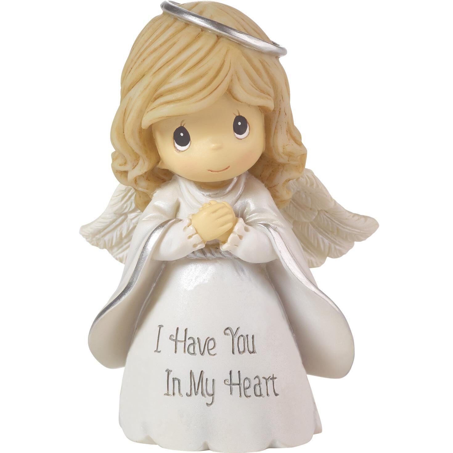 Precious Moments In My Heart Angel Figurine