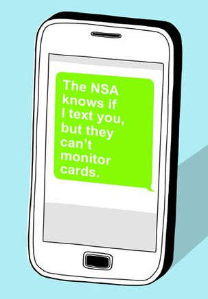 NSA Can't Monitor Funny Birthday Card