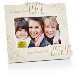 Generations Ceramic Picture Frame, 4x6, , large