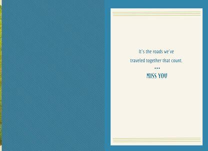 Hug You With My Heart Miss You Card - Greeting Cards - Hallmark