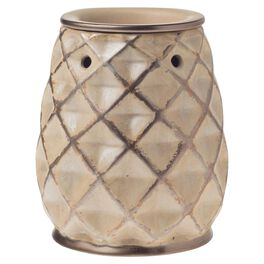 Crafters & Co. Woven Bronze Wax Warmer, , large