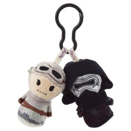Star Wars™: The Force Awakens™ Rey™/Kylo Ren™ itty bittys® Clippys Stuffed Animals, , large