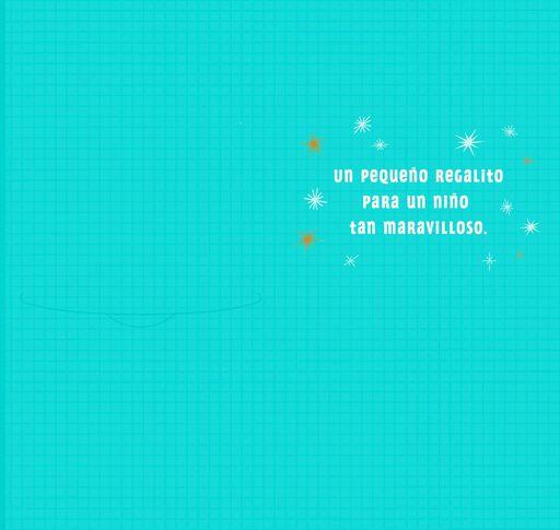 Mickey Mouse Spanish-Language Money Holder Birthday Card,