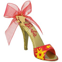 Barbie™ Shoe-sational! Special Edition Ornament, , large