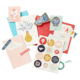 Livy Long Make & Mail Card Kit, , large