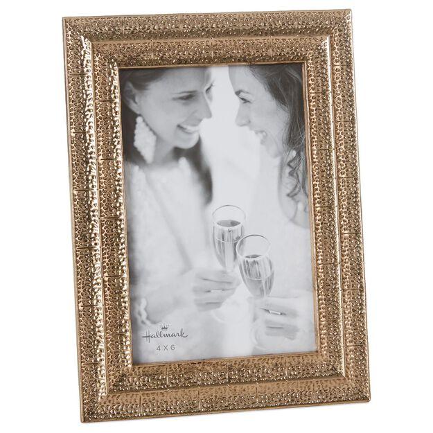 Metallic Gold 4x6 Picture Frame - Picture Frames - Hallmark