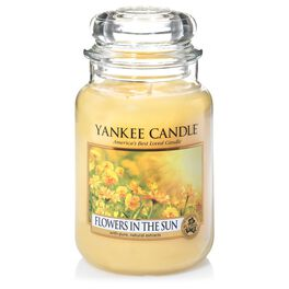 Flowers in the Sun Large Jar Candle by Yankee Candle®, , large
