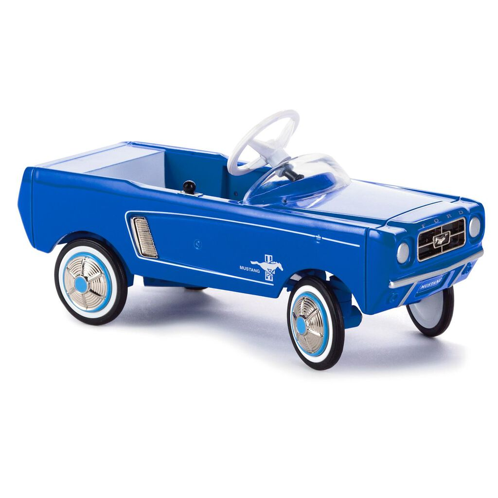1965 ford mustang kiddie car classics collectible toy car collectible toys hallmark