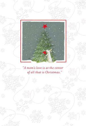 Marjolein Bastin A Mom's Love Christmas Card