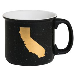California State Silhouette Mug, 13.5 oz., , large