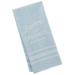 Frosting Is My Favorite Bar Towel, , large