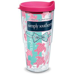 Tervis® Simply Southern® Turtle Tumbler, 24 oz., , large
