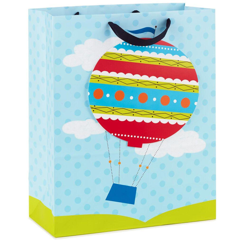 Hot Air Balloon X Large Gift Bag 155
