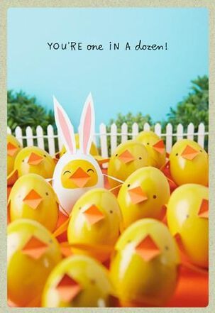 You're a Good Egg Easter Card
