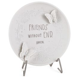 Friends Without End Plaque With Stand, , large