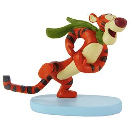Tigger Ice-Skating Figurine, , large