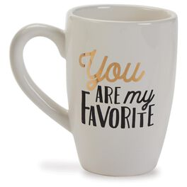 Mud Pie® You Are My Favorite Mug, 16 oz., , large