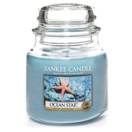 Ocean Star™ Medium Jar Candle by Yankee Candle®, , large